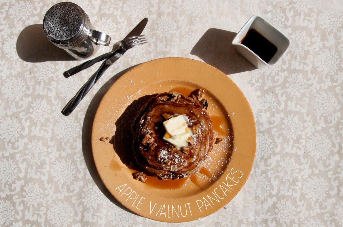 Pretty in Pistachio | Pumpkin Stuffed French Toast