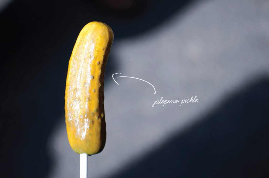 Jalapeno-Pickle