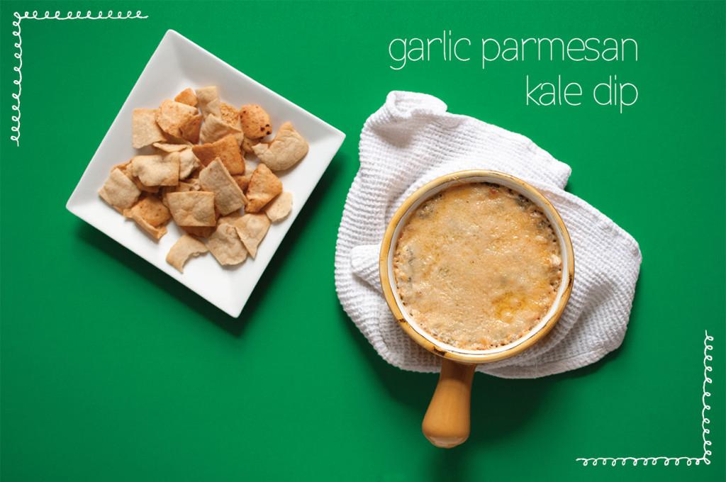 Parmesan-Kale-Dip-Overhead