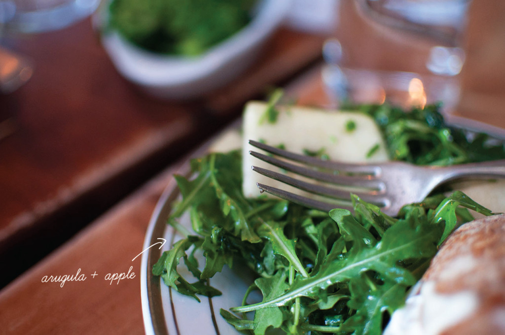 Arugula-and-Apple