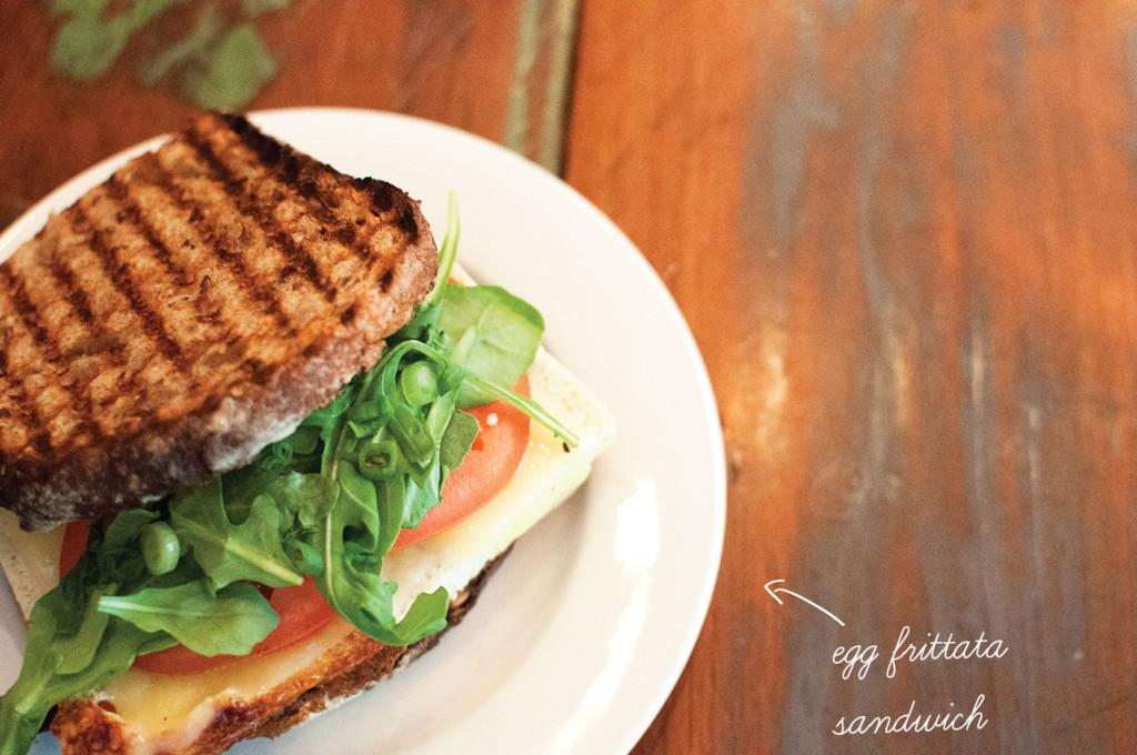 Egg-Frittata-Sandwich