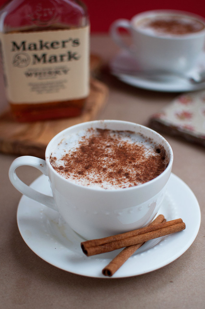 Cinnamon-Bourbon-Latte