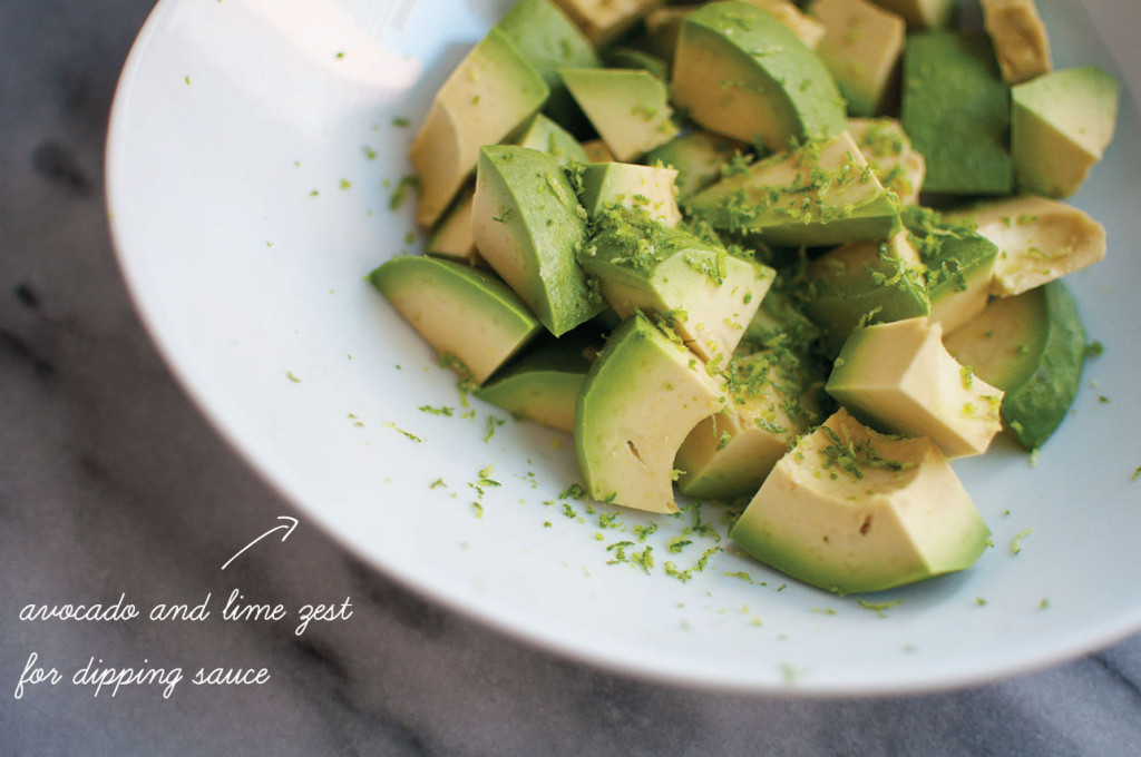 Avocado-Lime-Dip