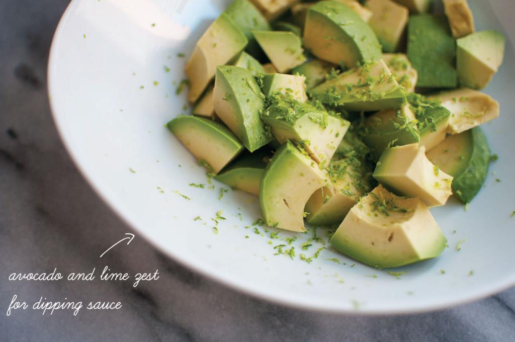 Avocado-Lime-Dip