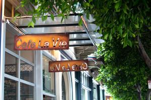 San Francisco: Cafe La Vie