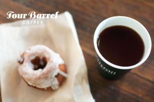 San Francisco: Four Barrel Coffee