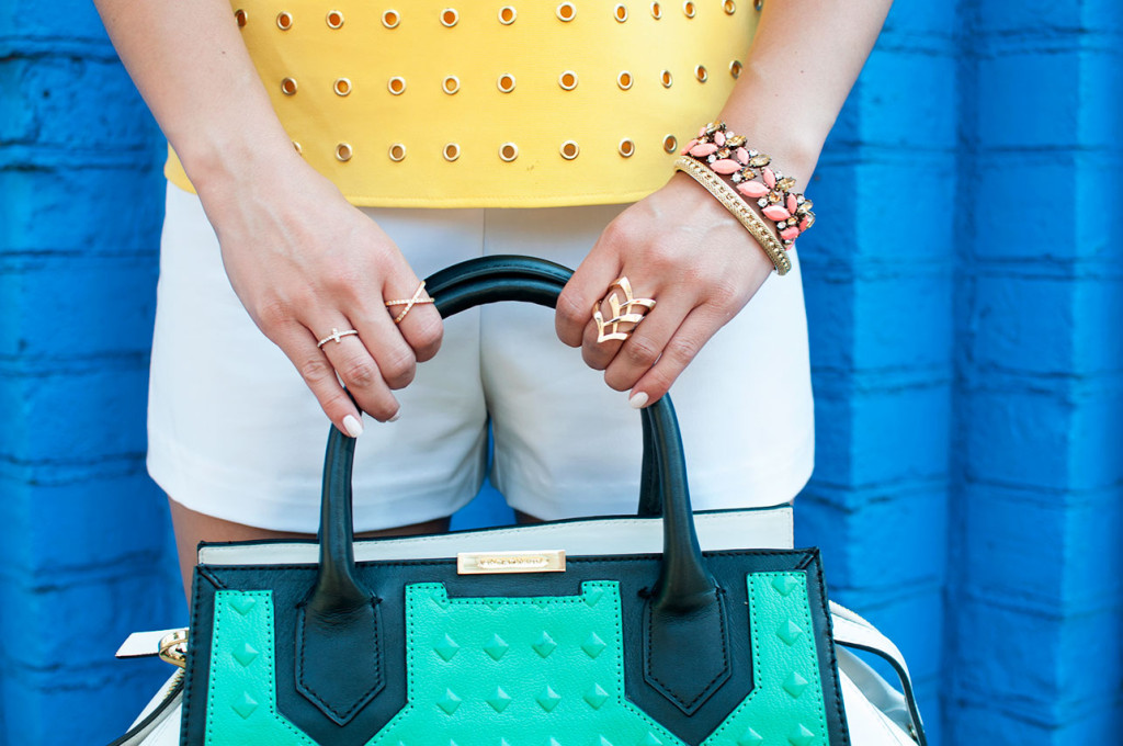 Justine-Yellow-Top-Teal-Bag