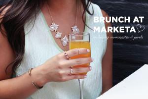 What, Wear, When: Weekend Brunch at Marketa