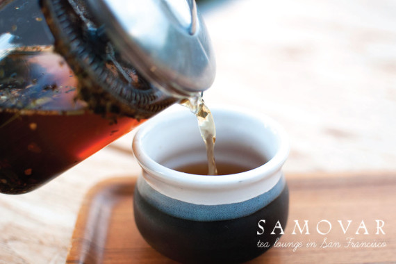 San Francisco: Samovar Tea
