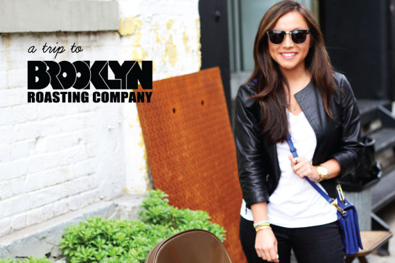 What, Wear, When: Coffee at Brooklyn Roasting Company + a Giveaway from Kalaki Riot!