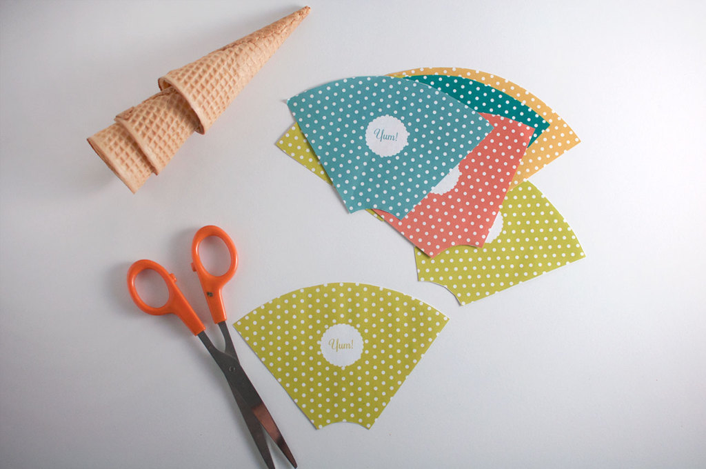 Ice-Cream-Cone-Wrap-Cutout