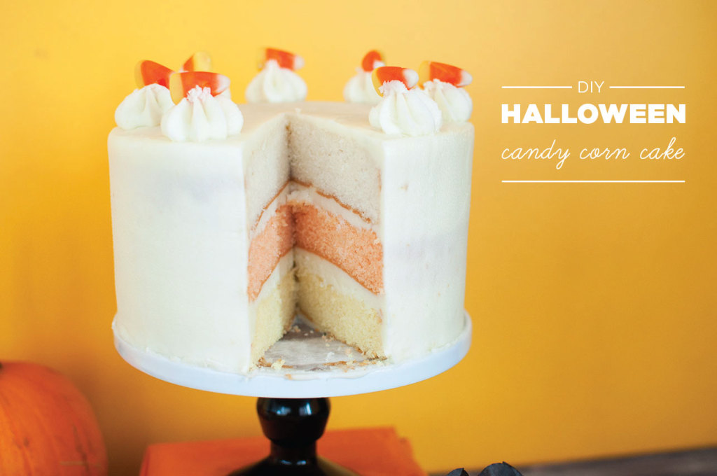 DIY-Candy-Corn-Cake