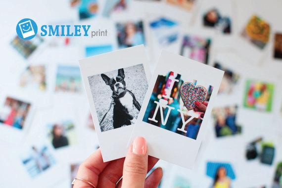 Smiley Print + a Coupon!