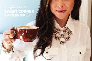 Coffee Stop at Sweet Corner Bakeshop