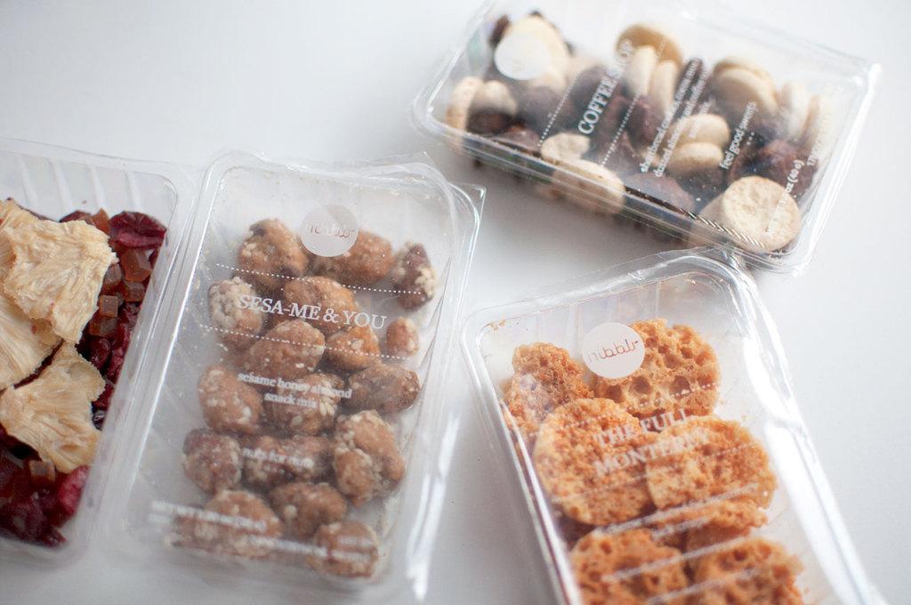 Nibblr-Snacks