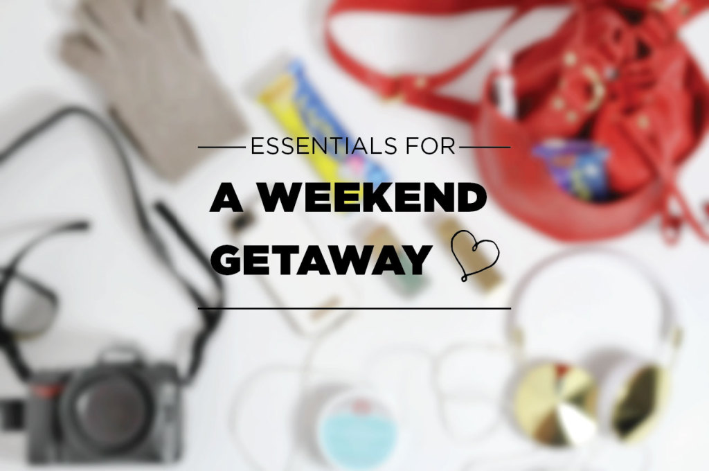 Essentials-Getaway