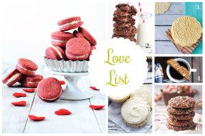 Love List 12/3/14: Cookies