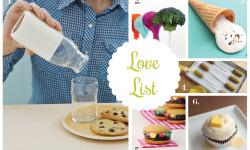 Love List 4/1/15: April Fools' Treats