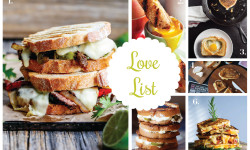 Love List 4/15/15: Grilled Cheese