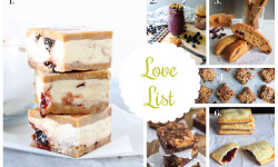 Love List 4/8/15: Peanut Butter Jelly Time!