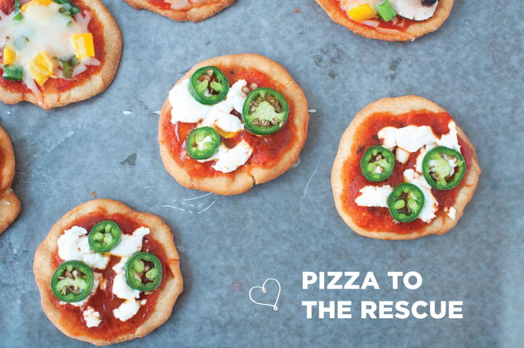 Mini-Personal-Pizzas