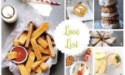 Love List 5/13/15: National Apple Pie Day