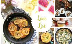 Love List 5/6/15: Wine Based Recipes