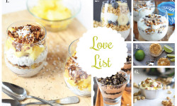 Love List 7/8/15: Parfaits