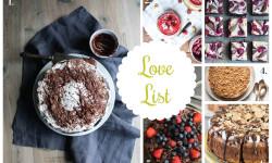Love List 7/29/15: Cheesecake Recipes