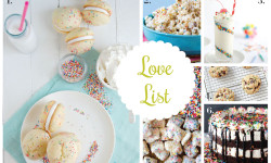 Love List 8/19/15: Cake Batter Recipes