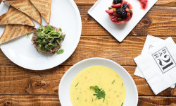 Gourmet Lunch at Your Doorstep!