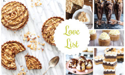 Love List 10/14/15: National Dessert Day