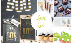 Love List 10/21/15: Halloween Crafts