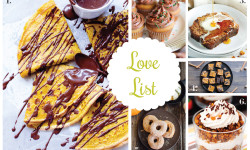 Love List 10/7/15: Pumpkin Recipes