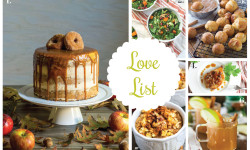 Love List 11/18/15: Recipes with Apple Cider