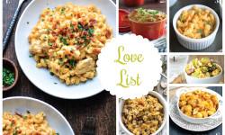 Love List 1/20/16: Mac and Cheese