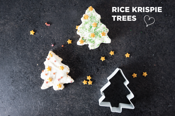"Rice Krispie ""Trees"""