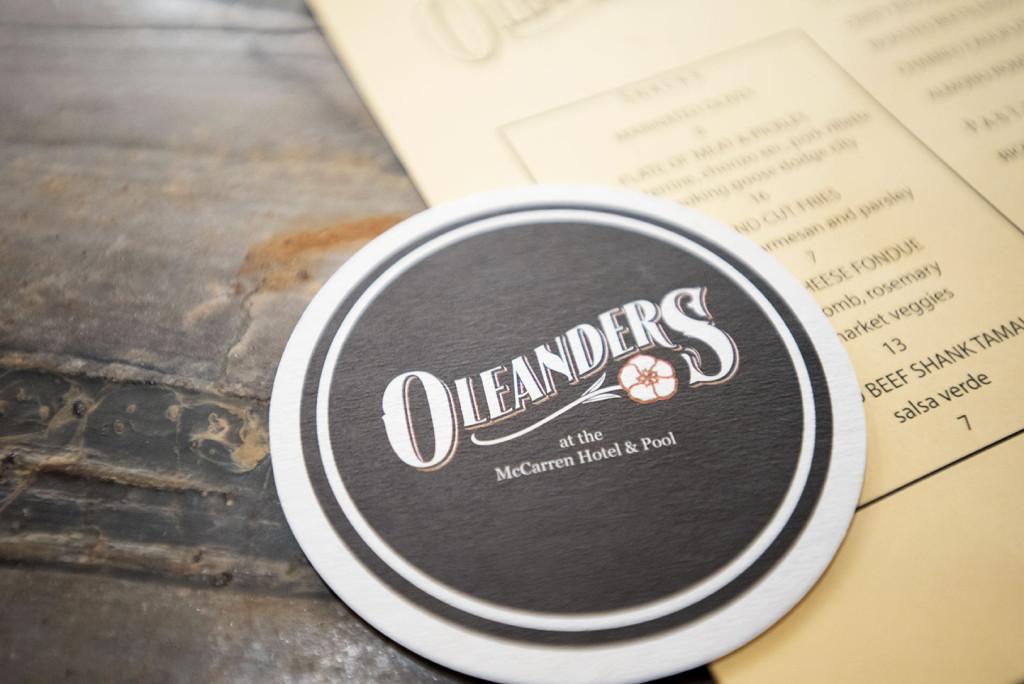 Oleanders-Coaster